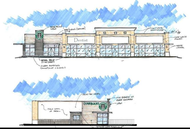 Bright Realty To Open New Starbucks In Castle Hills