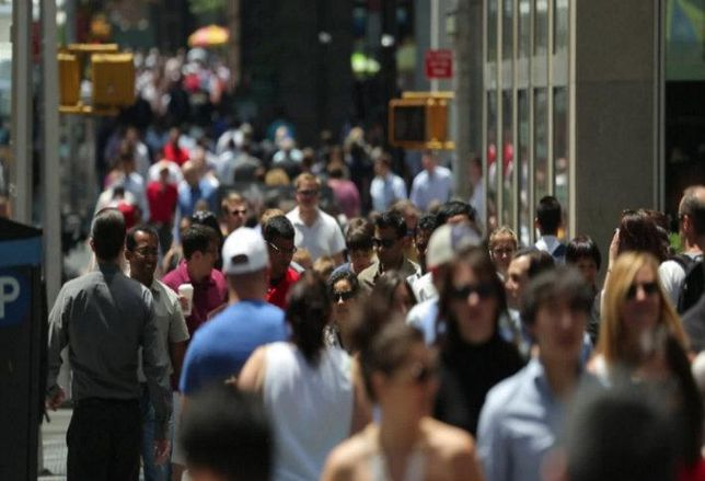 NYC's Population Growth Is Slowing Down