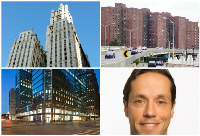 Real Estate Capital Awards: These US Firms Did The Biggest Deals In 2015