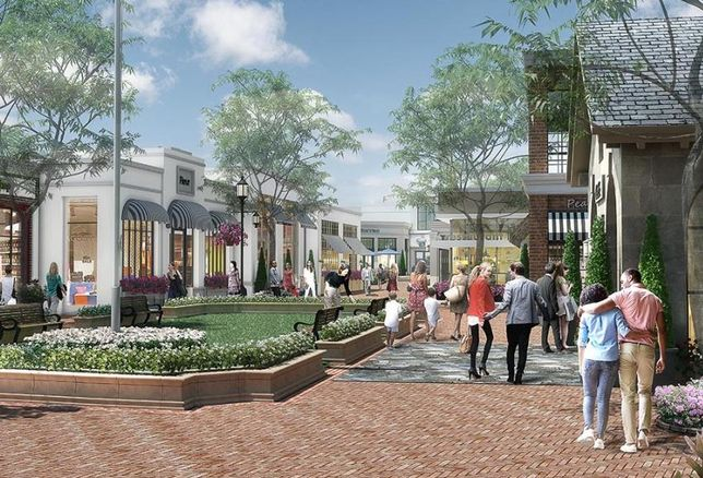 New Renderings For Palisades Village