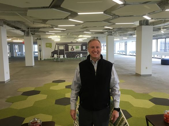 Equity Office Exec Talks Future Of Creative Office