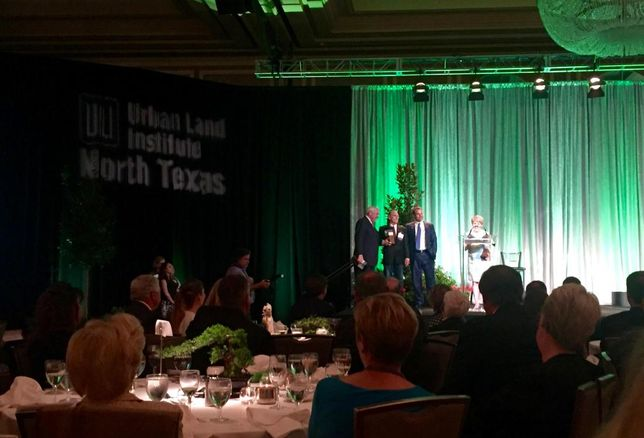 Trammell And Margaret Crow Honored At ULI Impact Awards
