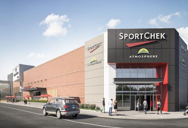 Cadillac Fairview Is Spending $77M To Revamp CF Masonville Place