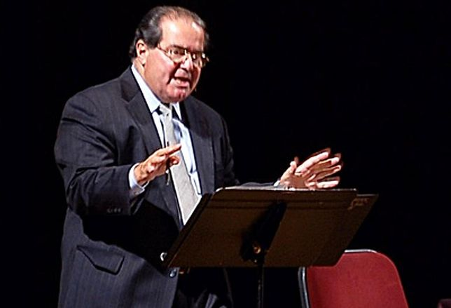 Ginsburg Gives Thumbs Up to George Mason Law Being Renamed For Scalia