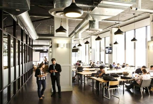 WeWork Continues Growth With Another New Lease
