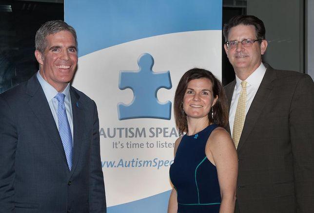 Autism Speaks!