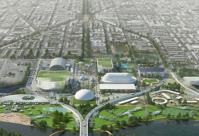 DC Releases 6 Proposals, Including 20,000-Seat Arena, For RFK Redevelopment