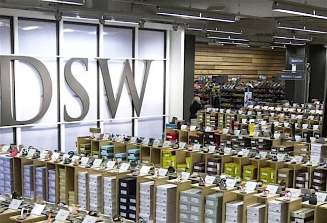 Town Shoes Reveals 6 New Canadian DSW Locations