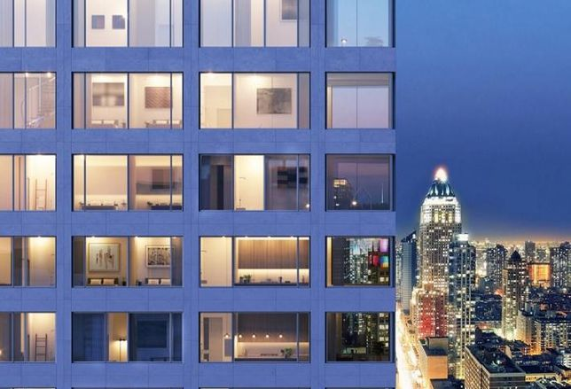 34-Story Condo Tower To Rise In Hell's Kitchen
