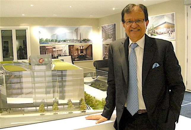 Sneak Peek: Yonge Park Plaza Brings Office Condos And A Hotel To North York
