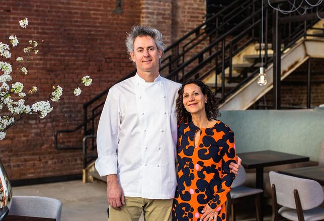 Here's A Sneak Peek At The Restaurant Opening In The Former Gunther Brewery