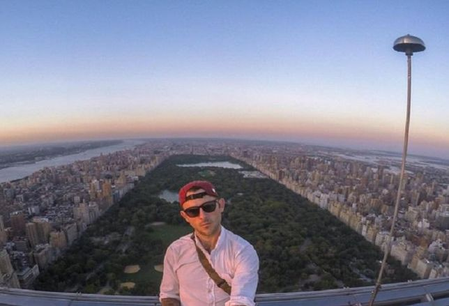 Local 'Rooftopper' Arrested After Scaling City Skyscrapers