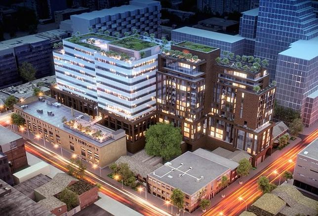 Shopify Lease Deal Triggers Launch Of King-Portland Centre