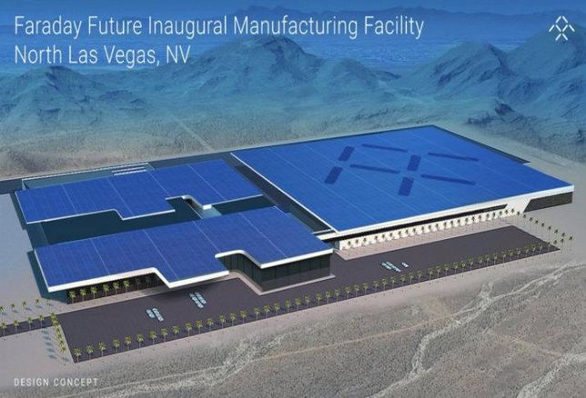 Electric-Car Startup Breaks Ground On $1B Plant