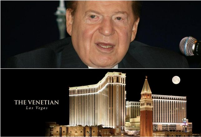 The Las Vegas Sands Is Getting Sued For $8B By Former Business Partner. Here's Why.
