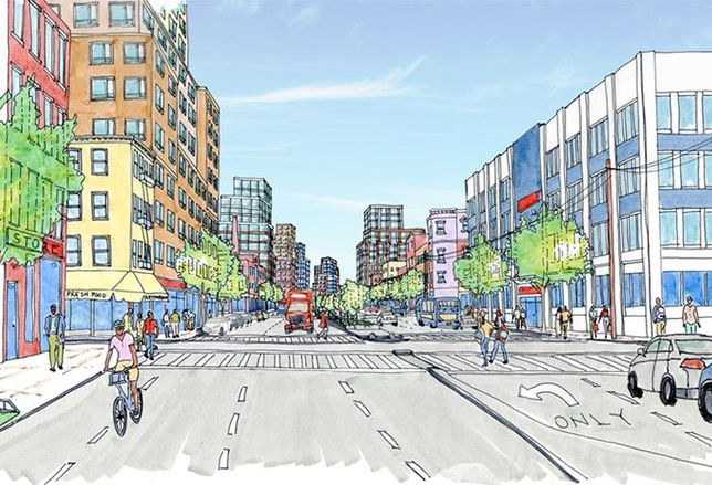 East New York Rezoning Moves A Big Step Closer To Realization