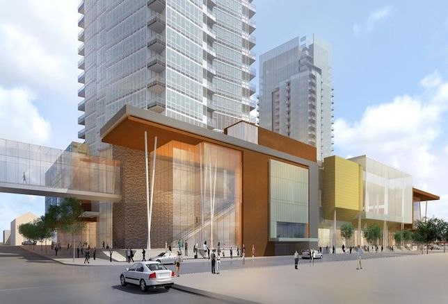 RioCan REIT Launches 5th & Third Project In Calgary