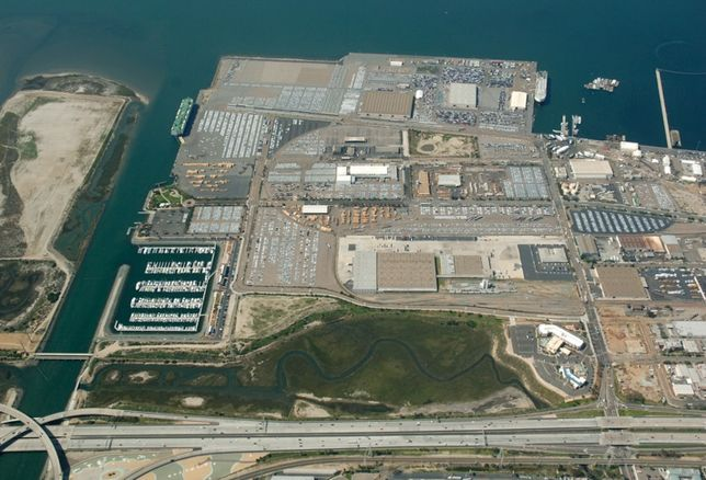 Makeover Getting Underway At National City Terminal