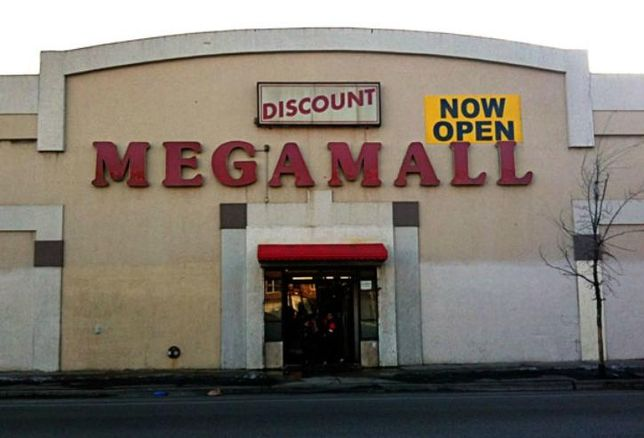 Logan Square Mega Mall, Chicago, IL