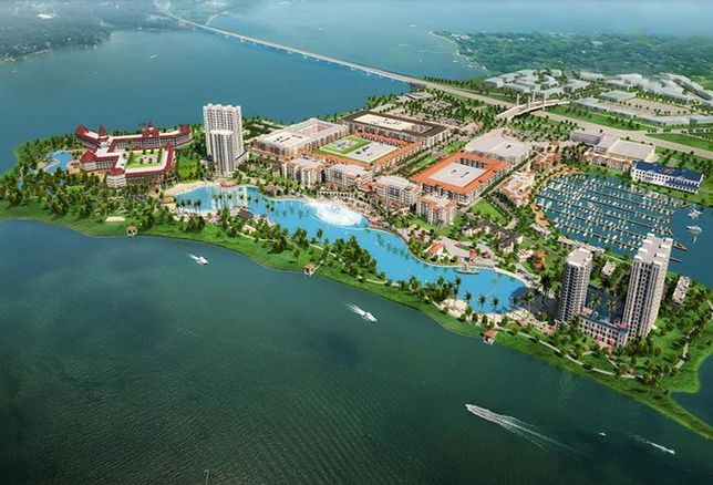 Struggling $1B Crystal Lagoon Entertainment Project In Rowlett Is Getting Back On Track, Looking For New Developer