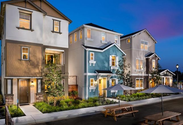 New Community Tops In Bay Area Home Design