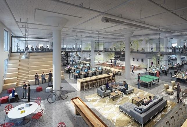 The Far West End Is Getting A $100M Office Project