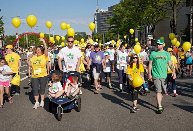 Race For Hope DC This Sunday!
