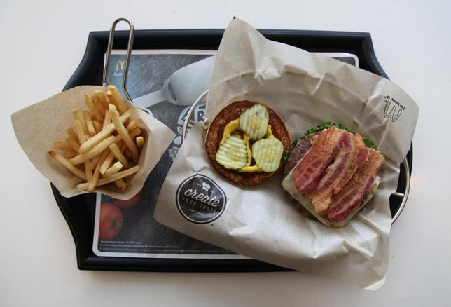 McDonald's Has Found Its Answer To The Fast-Casual Boom