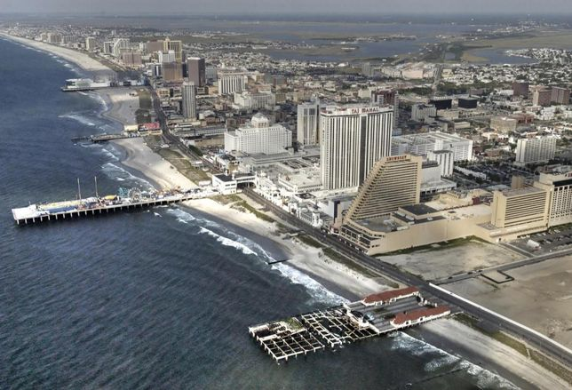 Atlantic City Is Staring Default In The Face
