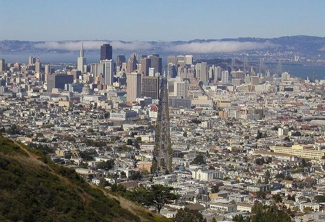 Bay Area Slowest Expanding Area In US