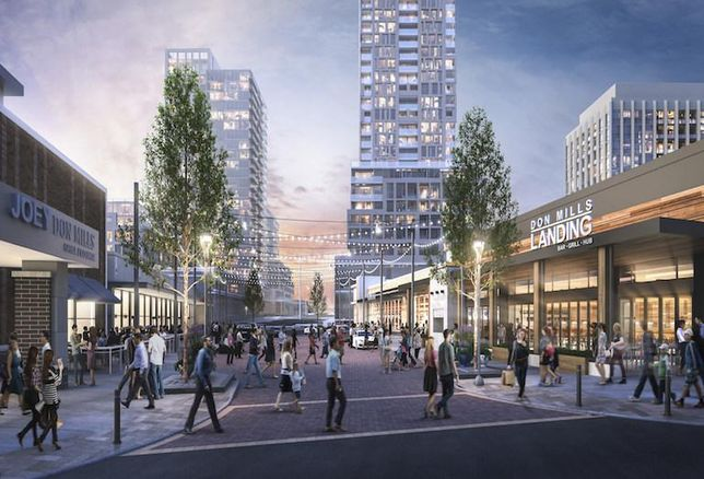 Cadillac Fairview Investing $21M In Shops At Don Mills Revitalization