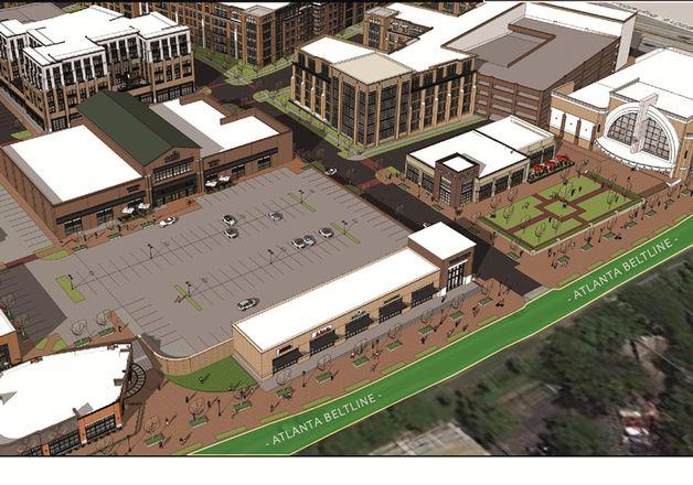Fuqua Development Reveals 905 Memorial Look