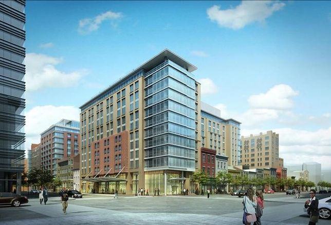 EB5 Capital Raises $40M From Foreign Investors For Dual-Flag Marriott Project