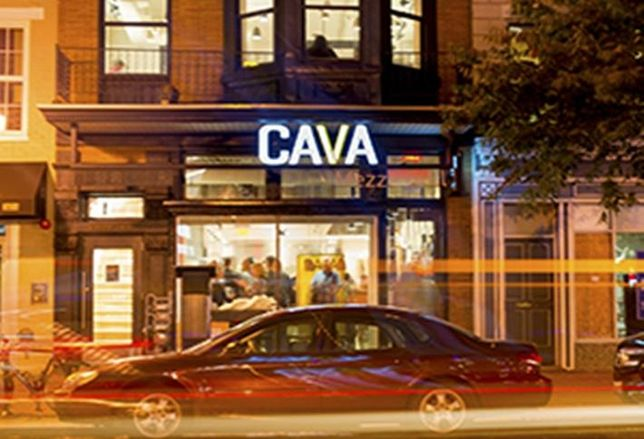 Cava Grill Planning 3 More DC-Area Stores