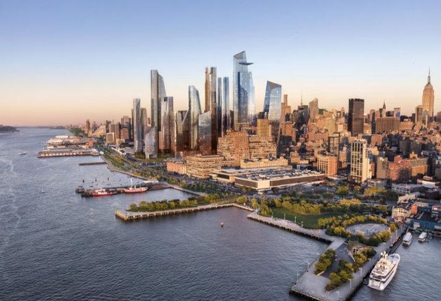 New Renderings Give A Sense Of What Life Will Be Like Inside Hudson Yards