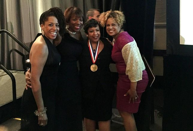 AG Loretta Lynch Emphasizes Equality At WBA Dinner
