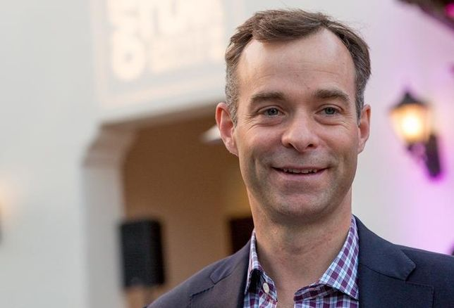 Gregg Hall, SteelWave managing director