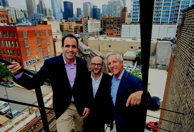 Lakewest Venture Partners founders Jonathan McCullough, David Mann and Buzz Ruttenberg