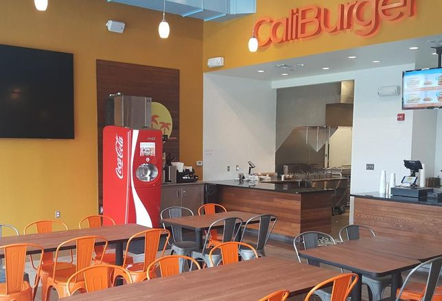 CaliBurger Opening Five Stores By End of Next Year