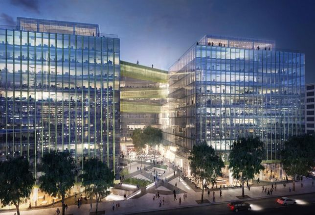 In The Works: The Top Three Developments Coming To Downtown DC