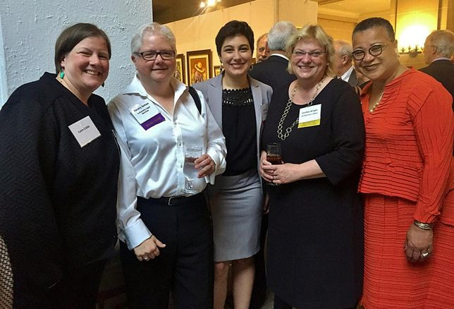 Three DC Lawyers Honored For Contributions To Access To Justice