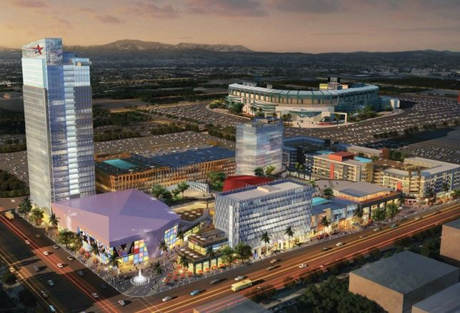 LT Platinum Center May Break Ground In Anaheim Later This Year