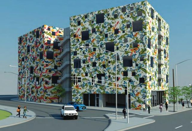 Colorful Towers Draw Attention To Crowdfunding's Potential