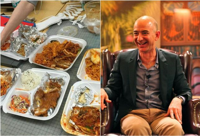 Amazon To Deliver Food In NYC