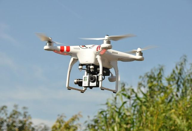 Drones Do Due Diligence And More For CRE