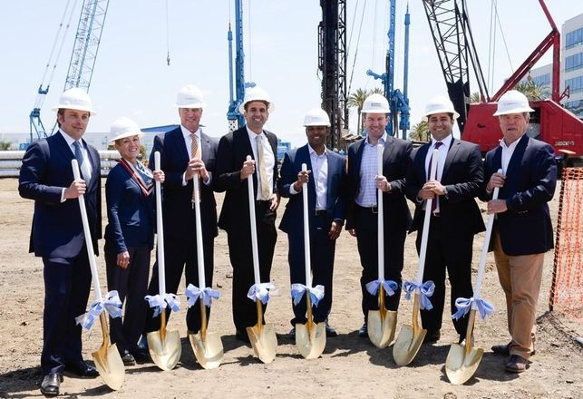 SteelWave and USAA Real Estate Co Start Work On Phase 2 Of America Center
