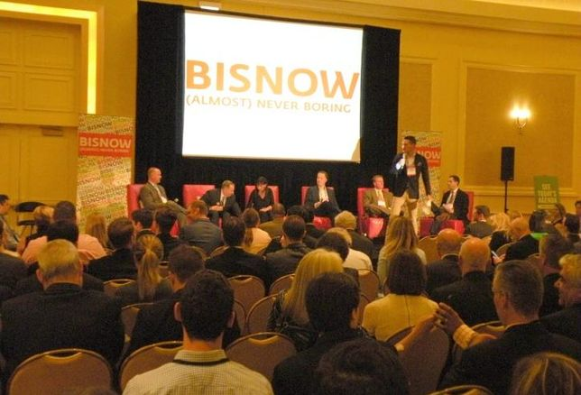 The crowd at Bisnow's 7th annual Chicago Multifamily Summit