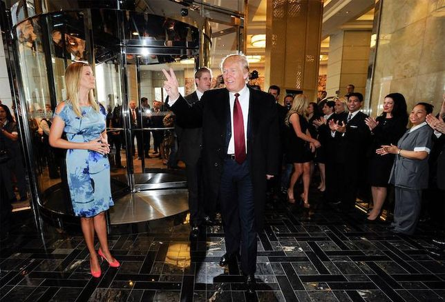 Is Toronto's Trump Tower  About To Be Sold?