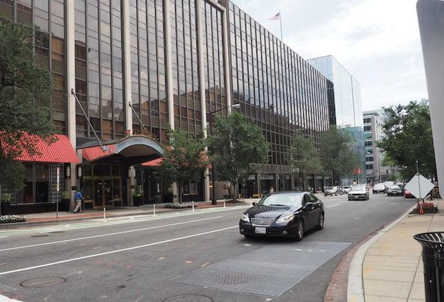 What's Missing From Downtown DC?