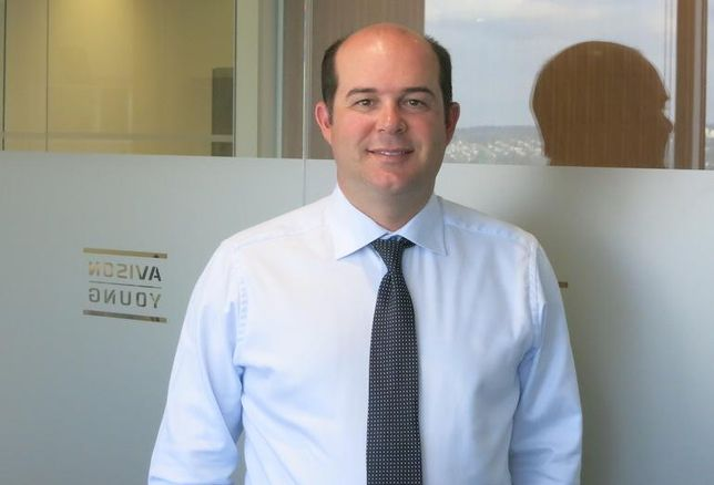 Avison Young principal Rob Greer